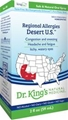 King Bio  Regional Allergies: Desert U.S. 2 OUNCES