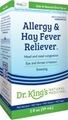 King Bio  Allergy & Hay Fever Reliever 2  OUNCES