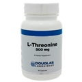 Douglas Labs  L-Threonine 500mg  60 Caps