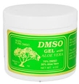 Nature's Gift DMSO Gel With Aloe, 4oz