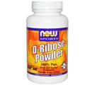 NOW D-Ribose Powder, 4oz