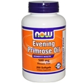 NOW Evening Primrose Oil, 500mg, 250gels