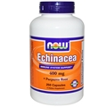 NOW Echinacea, 400mg, 250 cap