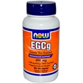 NOW EGCg, Green Tea Extract, 400mg- 90 Vcaps