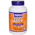 NOW EGCg, Green Tea Extract, 400 mg - 180 Vcaps