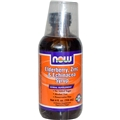 NOW Elderberry, Zinc, & Echinacea Syrup, 4oz