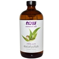 NOW Eucalyptus Oil, 16oz