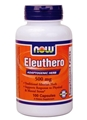 NOW Eleuthero, 500 mg, 100 caps
