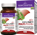 New Chapter  Every Man II  96 Tablets