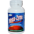 Enzymatic Therapy Mega-Zyme, 200 tabs