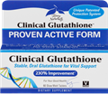 Europharma Clinical Glutathione, 60 Slow Melt Tabs