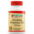 Full Life - Evening Primrose Oil 500mg 100gels