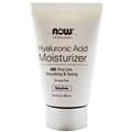 NOW Hyaluronic Acid Moisturizer, AM, 2 oz