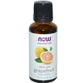 NOW Grapefruit Oil, 1oz, 100% Pure