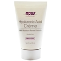 NOW Hyaluronic Acid Creme, PM, 2 oz