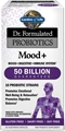 Garden of Life Dr. Formulated Probiotics Mood + -- 50 billion - 60 Vegetarian Capsules
