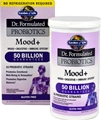 Garden of Life -  Dr. Formulated Probiotics Mood+ 50 Billion CFU Shelf-stable - 60 Vegetarian Capsules