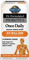 Garden of Life Dr. Formulated Probiotics Once Daily -- 30 billion - 30 Vegetarian Capsules