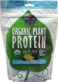 Garden of Life Organic Plant Protein Smooth Vanilla -- 10 Servings