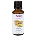 NOW Ginger Oil, 1oz, 100% Pure
