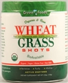Green Foods Organic and Raw Wheat Grass Shots -- 5.3 oz