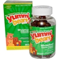 Hero Yummi Bears Wholefood, 200 Gummy Bears