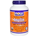 NOW Inulin Powder, 8oz, Organic