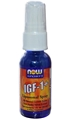 NOW IGF-1, Lipospray 1oz
