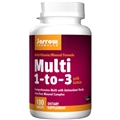 Jarrow Formulas Multi 1-to-3 with Lutein, 100 tabs