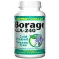 Jarrow Formulas Borage GLA- 1200 MG, 120 gels