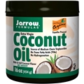 Jarrow Formulas Coconut Oil, 16 oz, Extra Virgin, Organic