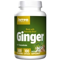 Jarrow Formulas Ginger, 500mg, 100 caps