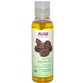 NOW Jojoba Oil, Organic, 4oz