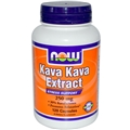 NOW Kava Kava, 250mg, 120 cap