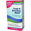 King Bio Lungs & Bronchial Relief, 2 fl oz