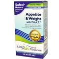 King Bio Appetite & Weight Control, 2 fl oz