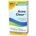 King Bio Acne Clear, 2 fl oz