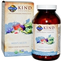 Garden of Life Kind Organics Men's Multi, 60 Tabs