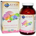 Garden of Life Kind Organics Women's Multi 40 +, 60 Tabs