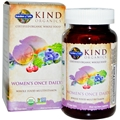 Garden of Life Kind Organics Women's Once Daily, 60 Tabs