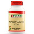 Full Life- Korean Ginseng 825mg