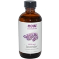 NOW Lavender Oil, 4oz, 100% Pure