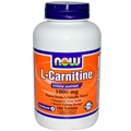 NOW L-Carnitine, 1000mg, 100 tabs