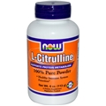 NOW L-Citrulline Powder, 4 oz.