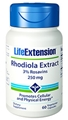 Life Extension Rhodiola Extract, 250mg, 60 Vcaps