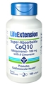 Life Extension Super-Absorbable CoQ10 with d-Limonene, 100mg, 100 softgels