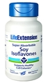 Life Extension Super-Absorbable Soy Isoflavones, 60 caps