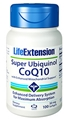 Life Extension Super Ubiquinol CoQ10, 50mg, 100 softgels