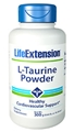 Life Extension Taurine Powder, 300 grams