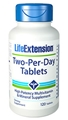 Life Extension Two-Per-Day Tablets, 120 tabs